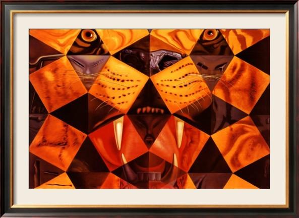 cinquenta ,Tiger Real