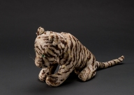 The stuffed animal that Tigger was created after. Photo Courtesy of Treasures of the New York Public Library