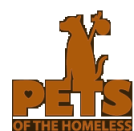 Financial Assistance for Pets - Pets of the Homeless