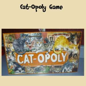 Christmas Cat Lovers Catopoly