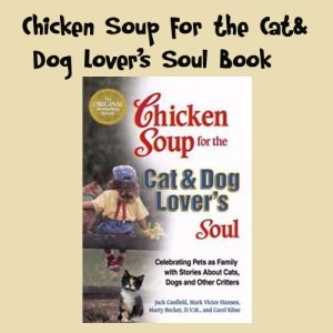 Christmas Cat Lovers Chicken Noodle Soup Book