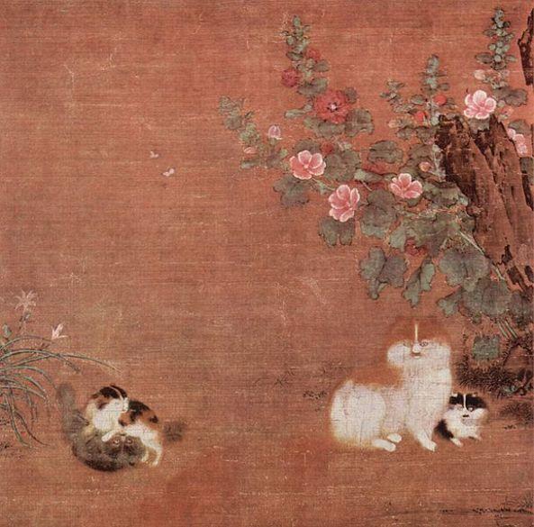Japanese Bobtail painting wikipedia