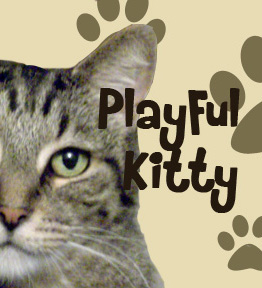 Playful Kitty Logo 2