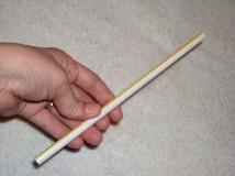 Cat Toy - Straw